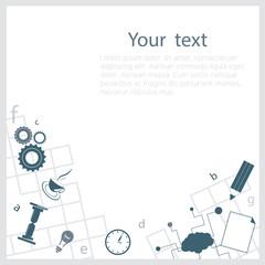 Crossword background
