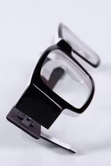 optical black glasses