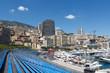 Monaco. Empty tribunes before the Monaco GP - 80759749