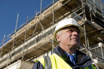 Under Construction - Building Contractor