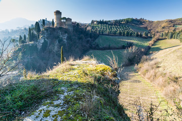Medieval  Fortress and Sanctuary