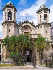 Small church in Old Havana