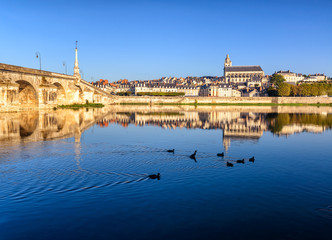 Blois, the Loire Valley, France