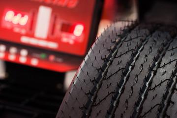 Tire check