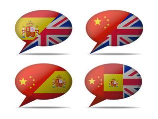 bilingual set