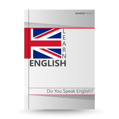 Cover learn English