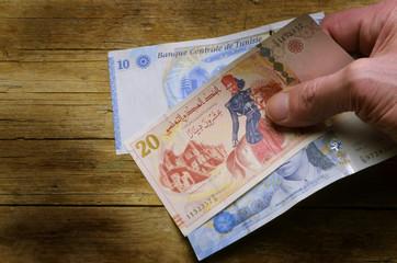 دينار تونسي Tunisian dinar Dinaro tunisino Tunisia money