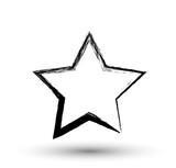 Retro Grunge Star
