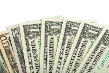 usa dollars money background