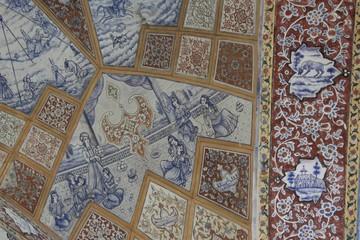 décoration persane