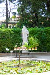 Botanical garden in Padova