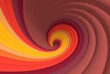 Fototapeta color swirl Marsala