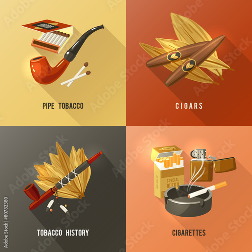 Tobacco Design Concept - 80782380