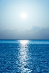 Beautiful tropical ocean background