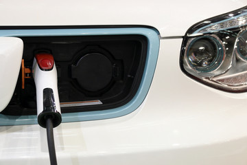 hybrid car is charging new technology