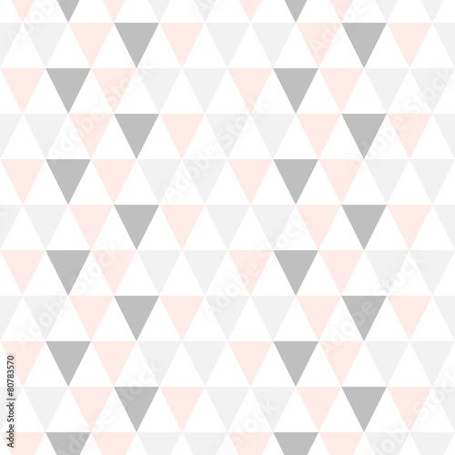 Seamless Pattern Dreieck Muster Abstrakt Pastell © K.C.