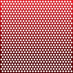 bright vector polka dots background