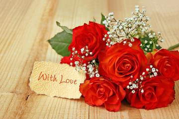 rosen with love
