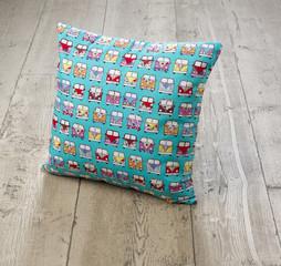 Campervan Cushion Pillow