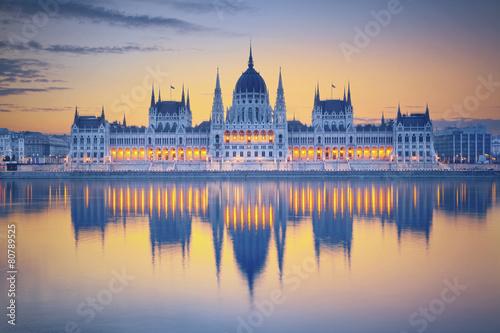Poster Budapest.