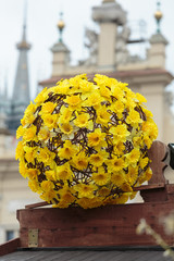 Cracow - Easter on the Main Square