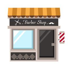 barber shop vector