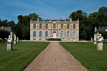 Normandie_Mézidon_Canon_Hoffassade