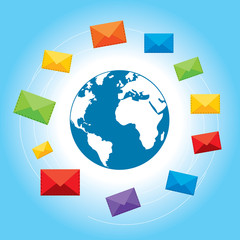 E-mail marketing around the globe