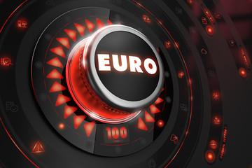 Euro - Regulator on Black Console.