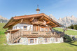 Mountain Chalet in the alps - 80792715