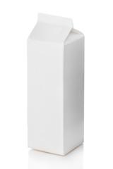 Package of milk