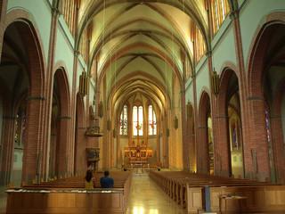 church in Bregenz, Austria