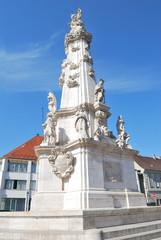 Budapest, Plague Column