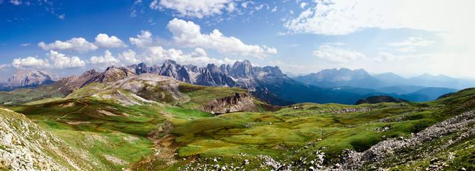 Beautiful Alpine Landscape n Italy