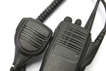walkie-talkie radio