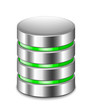 Database Icon. Vector - 80803160