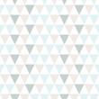 Seamless Pattern Dreieck Muster Abstrakt Pastell