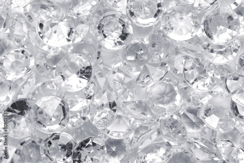 close up of the diamond background - 80807533