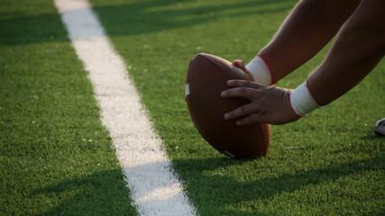 Football Long Snap