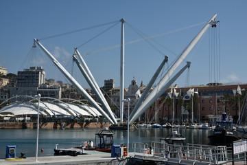 Genova, porto antico