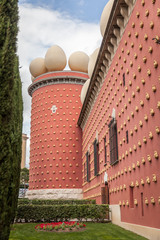 Salvador Dali  Museum in Figueres, Spain