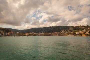 Seaside Villas near Portofino, Italy