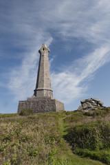 Cornish Monument at Carn Brea