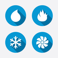 HVAC. Heating, ventilating and air conditioning.