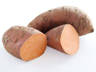 sweet potatoes batata