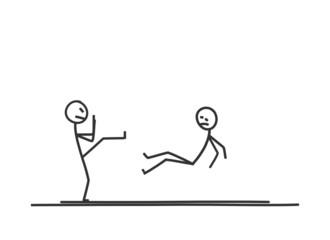 sm karate kick I
