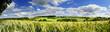 Leinwandbild Motiv Saarland Panorama Natur –Landschaft bei Eiweiler