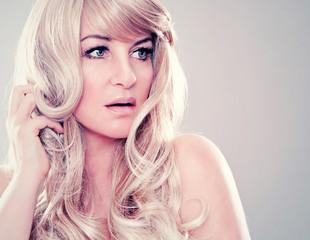 beautiful blond girl - fashion shots 28