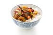 Rice with sweet and sour vegetables - Reis mit süß-sauren Gem - 80824594