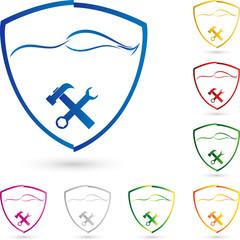 Auto, Logo, Wappen, Werkzeug, Schlösser